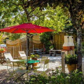 Camping avec bar Gironde