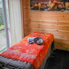 Camping avec spa Gironde