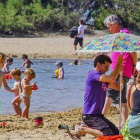 Camping plage Arcachon