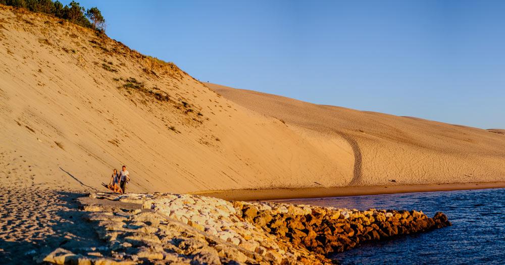 dune du pilat camping