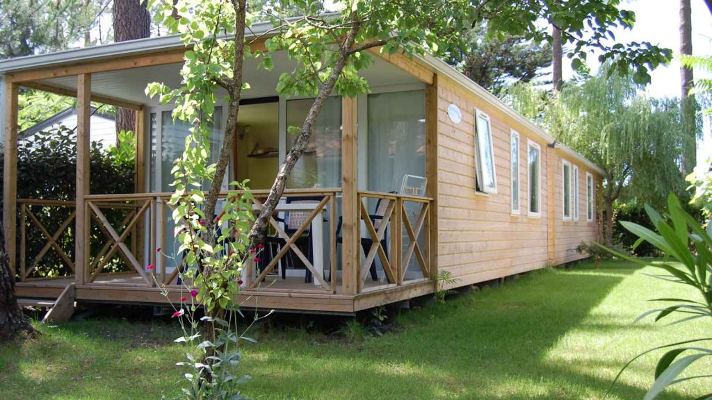 Location mobil-home camping Arcachon