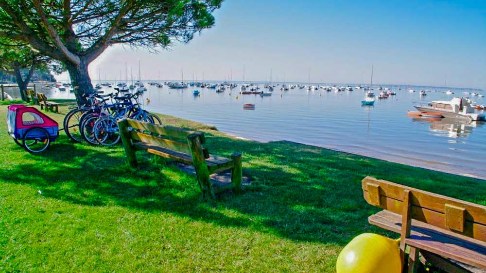 Bassin d'Arcachon camping