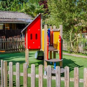 Camping aire de jeux Gironde