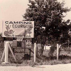 Camping les écureuils Arcachon