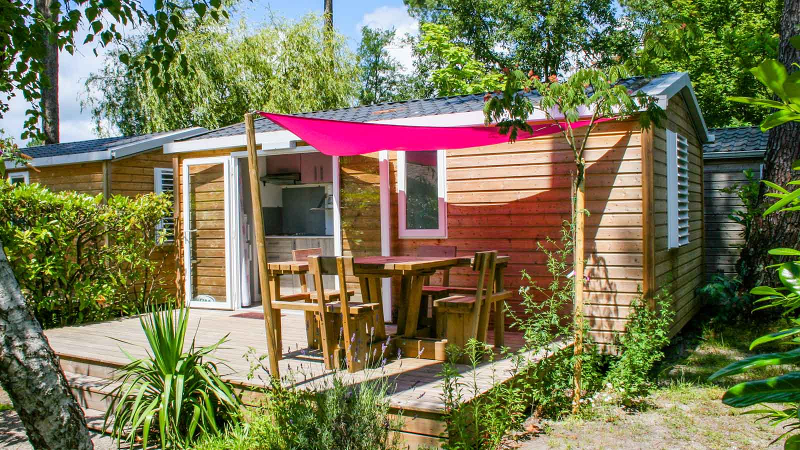 location mobil-home bassin d'Arcachon