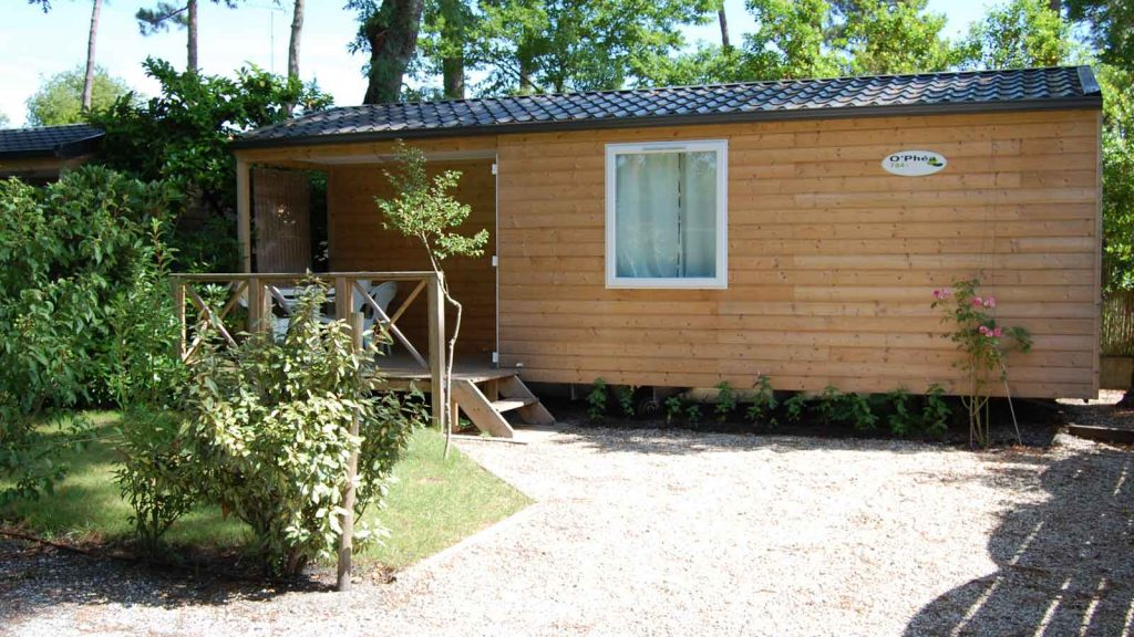 Location mobile-home Arcachon