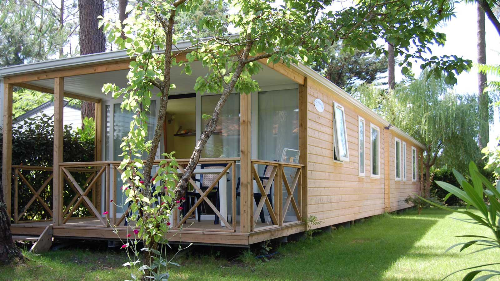 Location mobile-home Arcachon