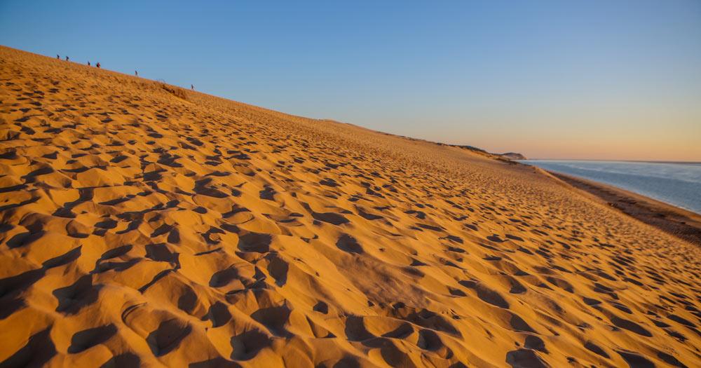 Mobil-home location dune du pilat