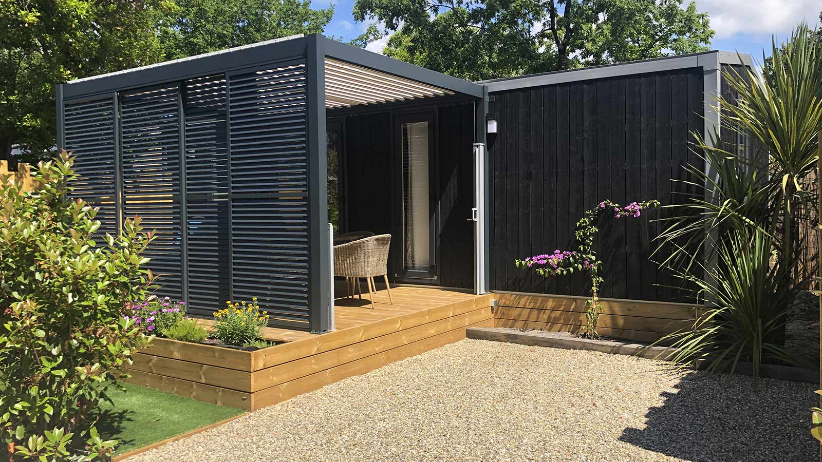 location mobil-home premium Gironde