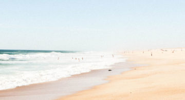 les plages de Gironde