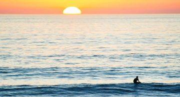 surfer autour du bassin d'Arcachon